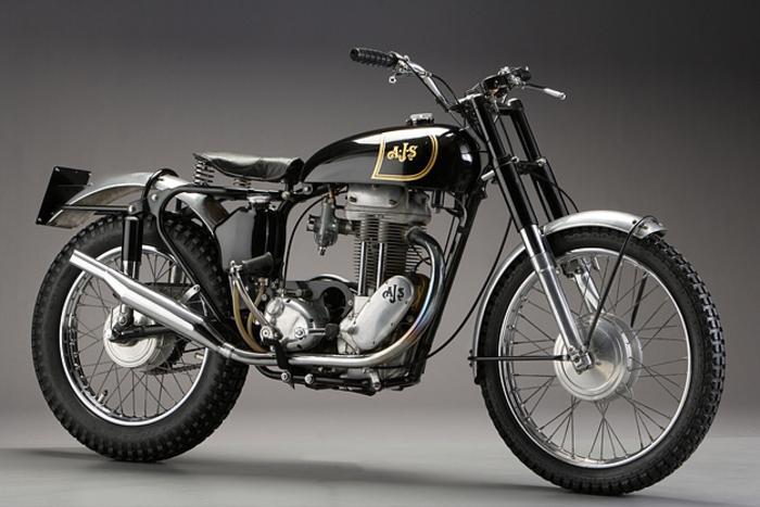 25 Photos de Motos Anciennes