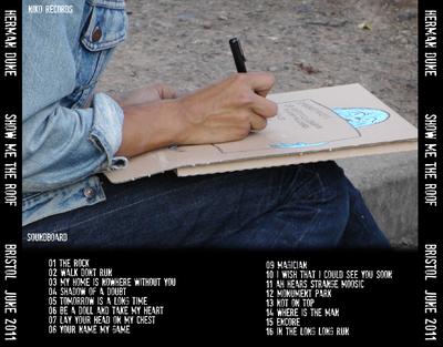 Live : Herman Dune - Bristol - 4 juin 2011