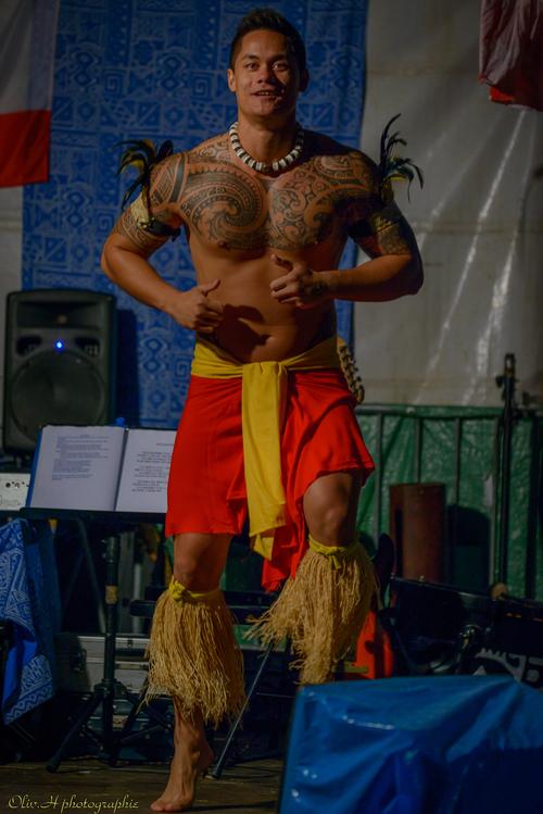 Festival Polynésien à Castelnaudary Aout 2015