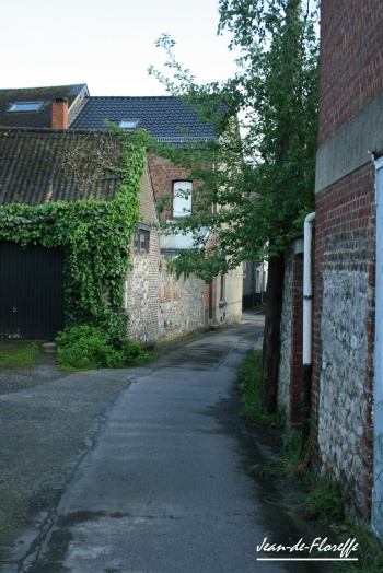7. La ruelle Saint-Martin