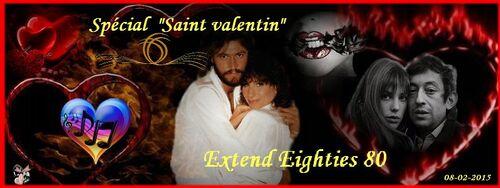 Spécial Saint valentin ♥