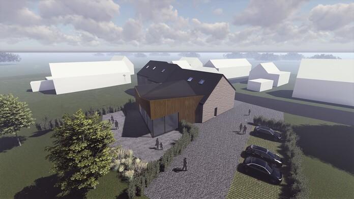Maison de village de Juseret