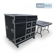 Combo Drawer Flight Cases with Tables_RKOC12278102AC