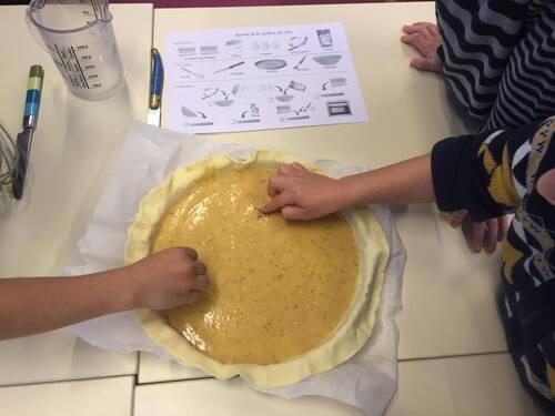 La galette en maternelle