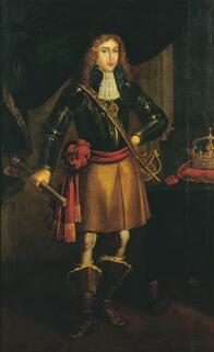 Le roi Alphonse VI