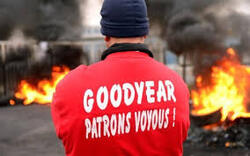 "Justice abjecte ! Exigeons la relaxe des ""Goodyear"" !"