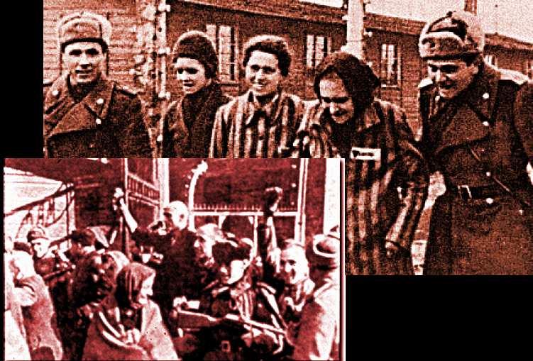 À 75 ans de la libération d'Auschwitz par la glorieuse Armée Rouge des Peuples soviétiques : recueil de textes