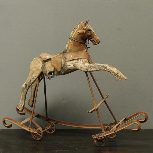 Les chevaux mécaniques