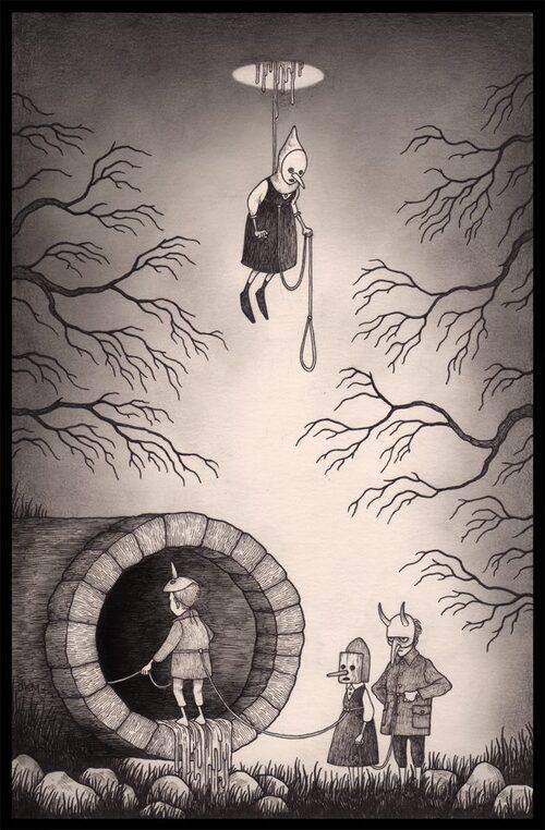 Les monstres de Don Kenn