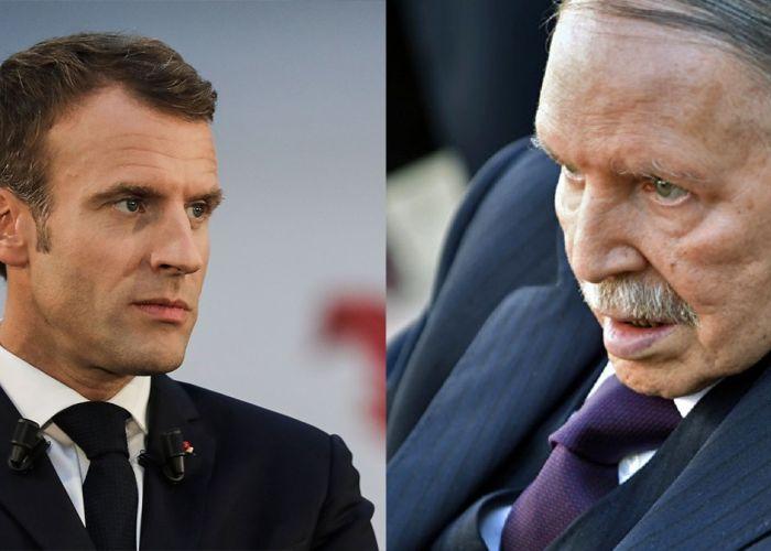 Un collectif d'Algériens écrit   au président français  « M.Macron, de grâce, laissez-nous  tranquilles ! »