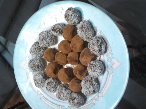 Chocolats de Noël maison!