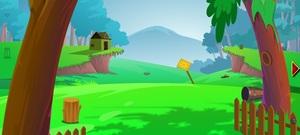 Jouer à Forest treasure box escape