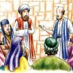 Paulo prega preso em Roma