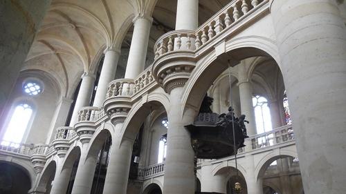 Eglise Saint-Etienne-du-Mont (2/2)