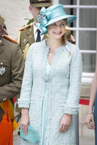 Jolies princesses du Luxempbourg: Tessy, Alexandra et Stéphanie