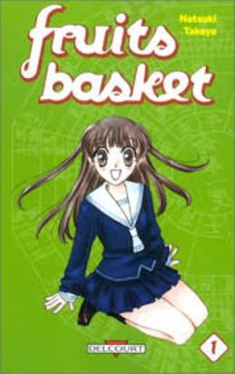 Les tomes de Fruits Basket