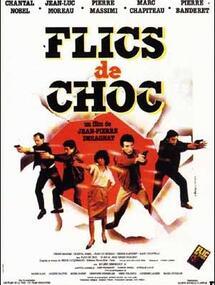 FLICS DE CHOC BOX OFFICE FRANCE 1983