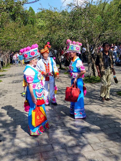 voyage en Chine du Sud; le Yunnan