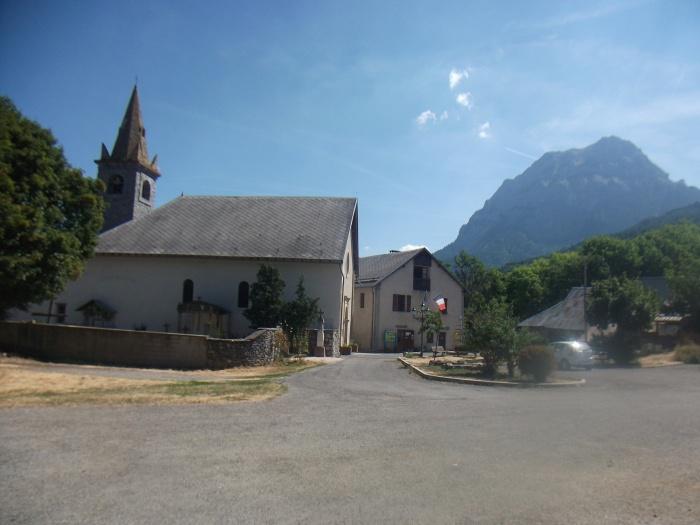 Autour du lac de Serre-Ponçon