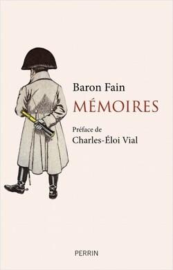 Mémoires  -  Baron Fain