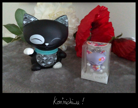 Kimmidoll Mani the Lucky Cat