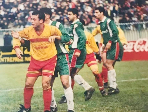 MCA--NAHD 1-2 Coupe de la Ligue 1999-2000