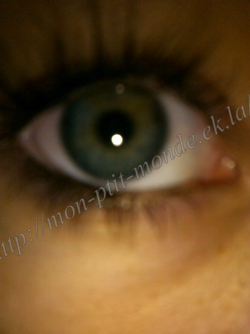 Nos yeux ♥