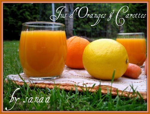 Jus d'Oranges & Carottes