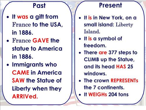 CM1/3 - American Symbols (1)
