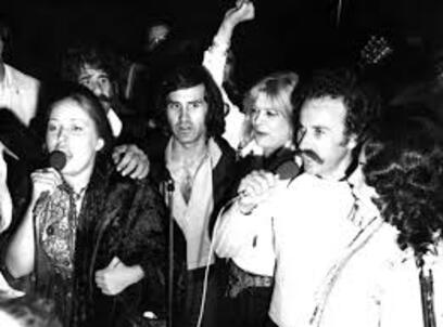 Les chants de feu de Nikos Koundouros * Τα τραγούδια της φωτιάς (1974)
