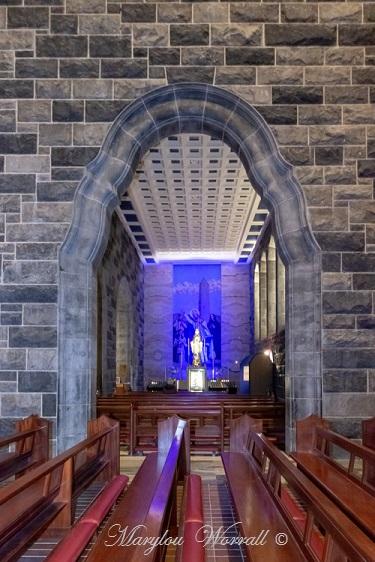Irlande : Cathédrale de Galway 2/2
