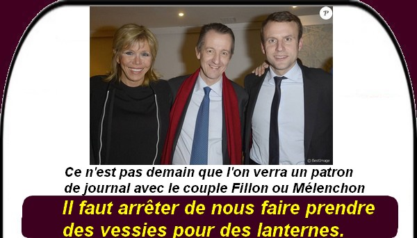 Le druide Macron veut nous faire prendre des vessies pour des lanternes?