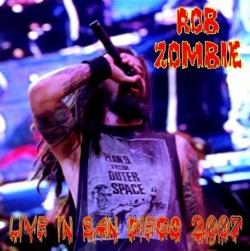 ROB ZOMBIE - Live In San Diego 2007