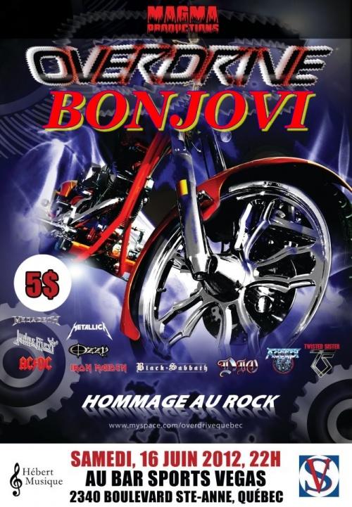 bonjovi ce soir 16 juin 2012 au quebec hommage au rock à 22h30