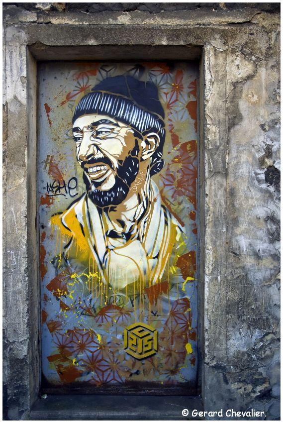 Street Art - C215 #6
