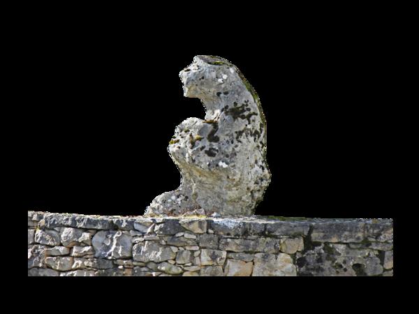 Tubes rochers,murs pierre