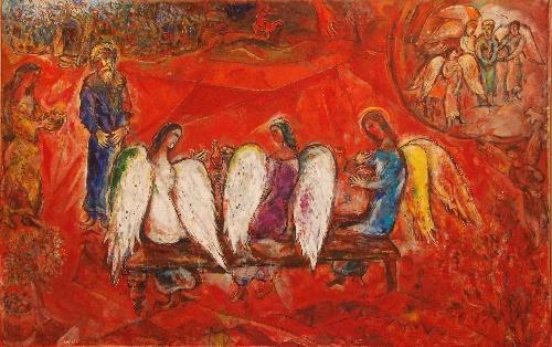 Les artistes au service de la lumière angélique