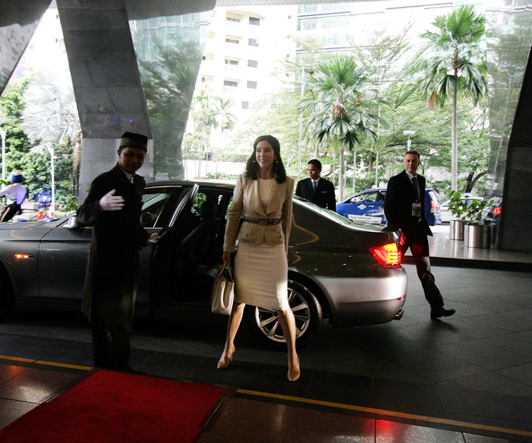 Mary à Kuala Lumpur