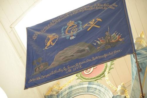 drapeau militaire