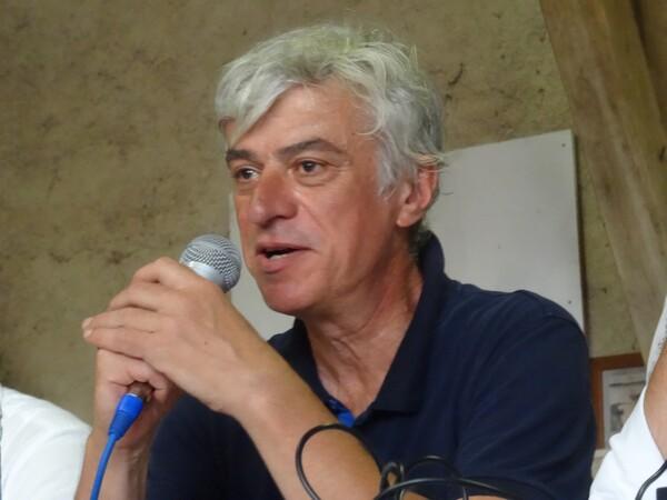 Philippe Bertrand et Michel Onfray ont proposé, à Aignay le Duc, une table ronde sur le projet du Parc National Champagne et Bourgogne