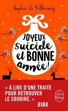 Couverture du livre : Joyeux suicide et bonne année !