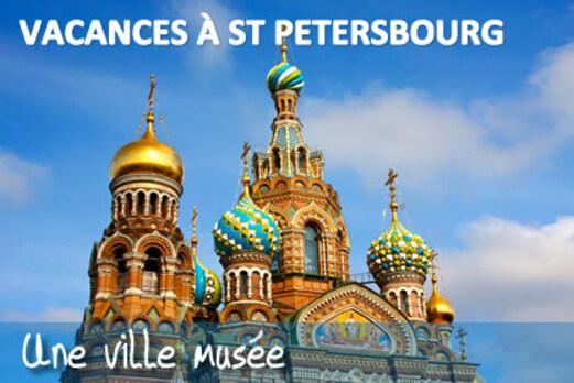 **RUSSIE > ST PETERSBOURG &  Alexandre POUTCKINE**
