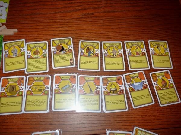 32 - Agricola 3 (cartes)