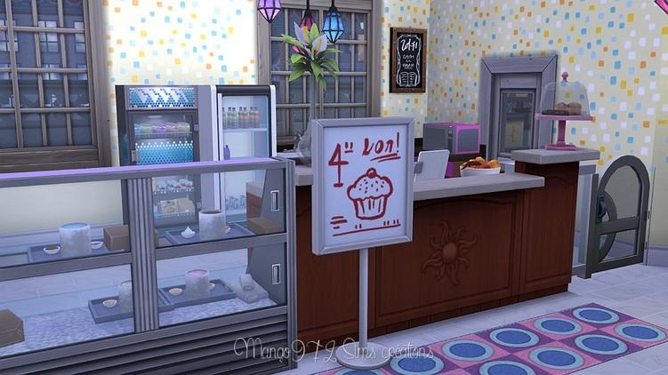 Les Sims 4 Glacier Paradise