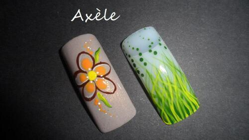 Atelier nail art du 23 et 24 Février
