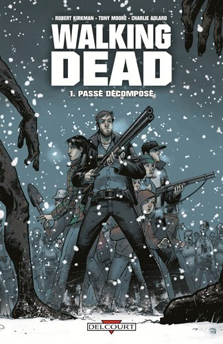 The walking dead vol.1 (comics)
