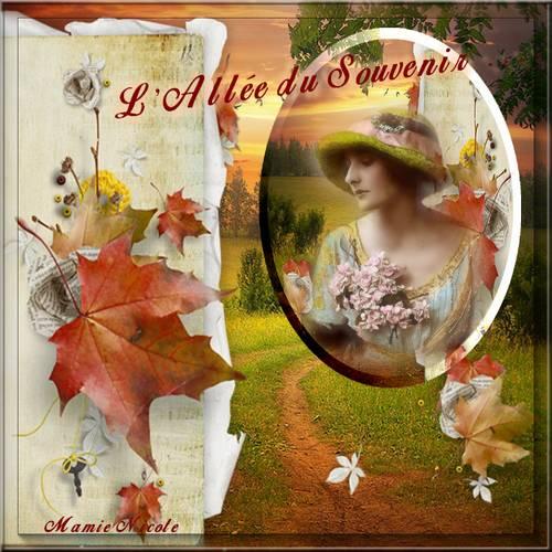 Vos très belles créations en page d'honneur...