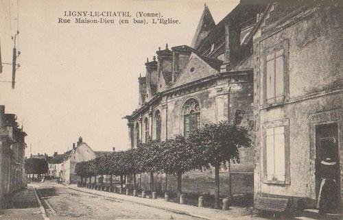 Famille Villletard Ligny-le-Châtel (89)
