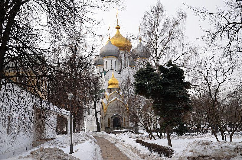 novodievitchi schnoebelen russie