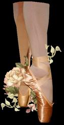 tube jolis pieds de danseuse